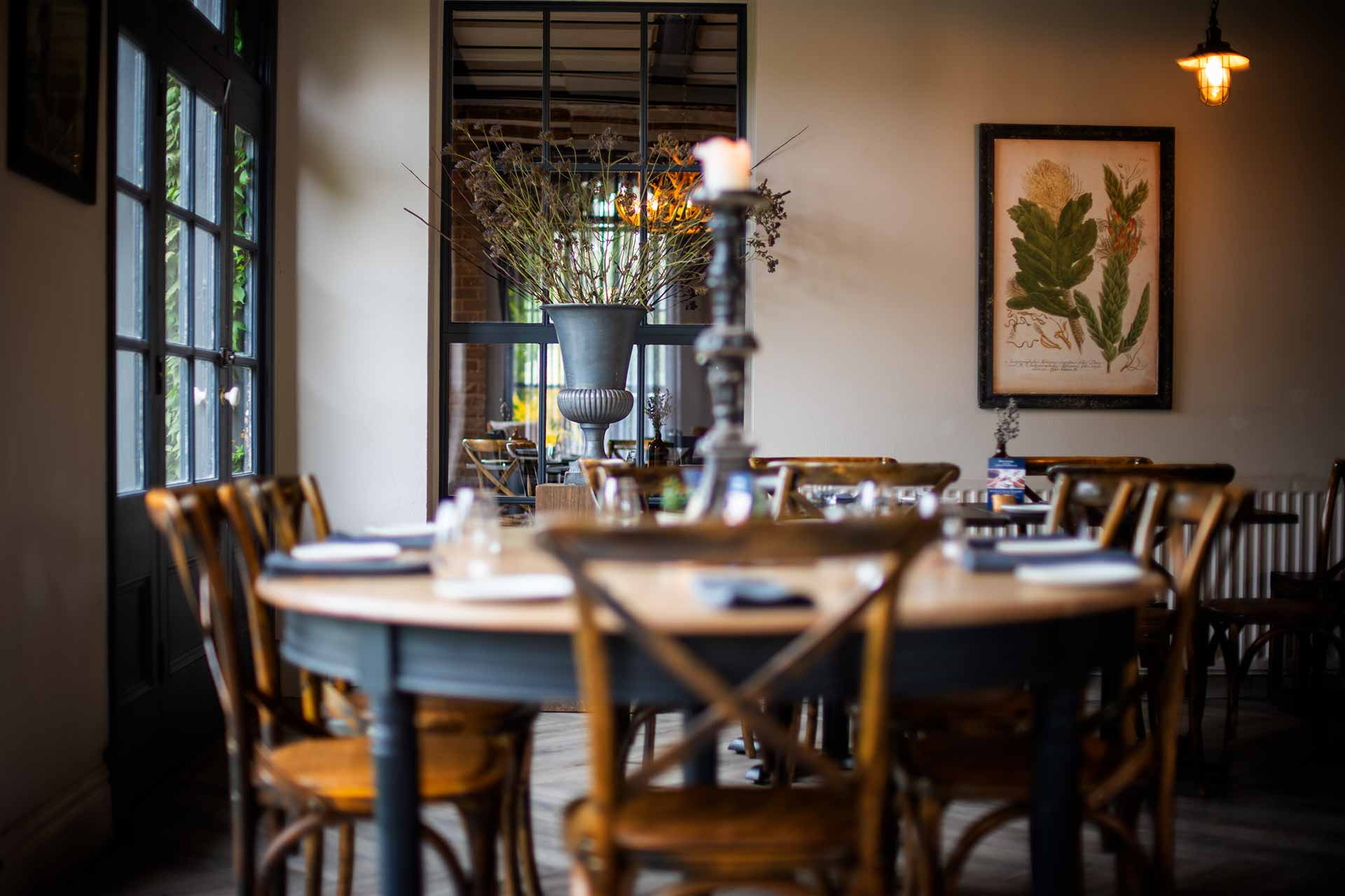 Elegant Charm, Beautiful interior, Bistro Sociale, Restaurant, Southern Highlands, Bowral